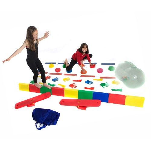 balancing games for preschoolers balance resource pack tuftex junior balance pack sensory 133